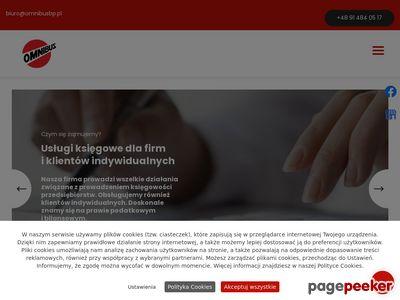 OMNIBUS Podatki szczecin
