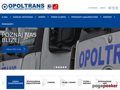Sieć Hurtowni Motoryzacyjnych OPOLTRANS