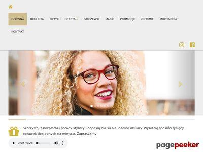 Markowe okulary Bydgoszcz
