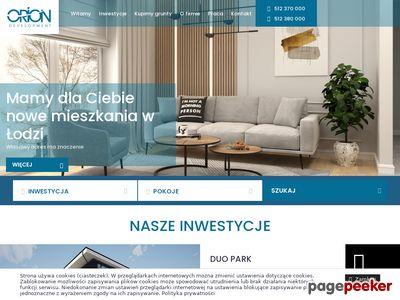Developer - mieszkania Łódź.