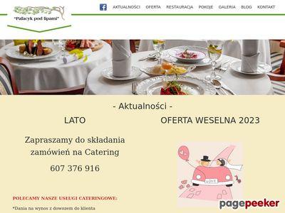 Wesele Poznań i okolice