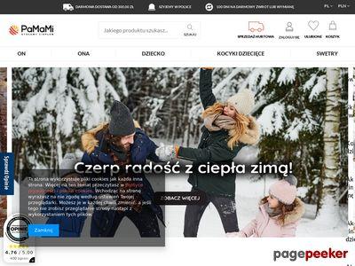 Wyjątkowe czapki skrojone na miarę w Pamami.pl