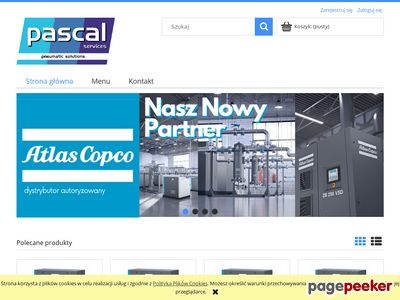 Http://www.pascal.net.pl : kompresor śrubowy