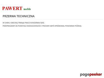 Pawertmeble.pl-Internetowy salon meblowy