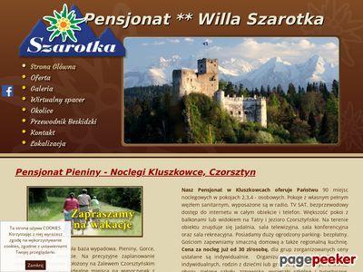Pensjonat ** Willa Szarotka