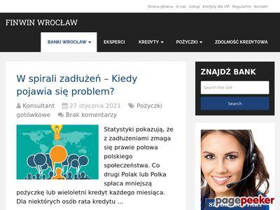Kredyty Wrocław