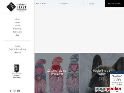 Hotele Wrocław