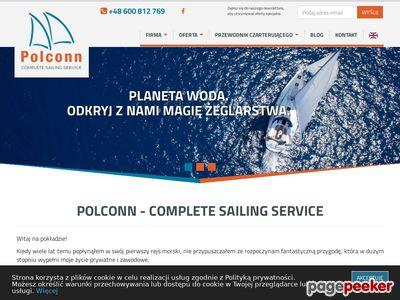 Czartery jachtów, rejsy morskie, wyjazdy dla firm