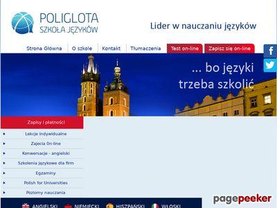 Szkoła angielskiego Kraków