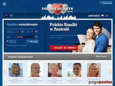 Polskie randki w Australii