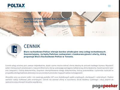 Biura rachunkowe Toruń Cennik