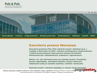 Zastępstwo procesowe Warszawa
