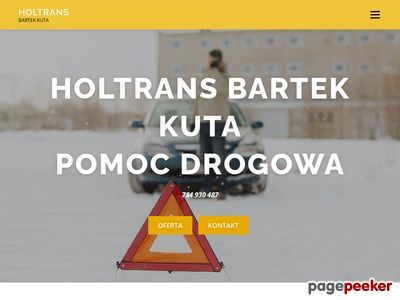 Holtrans Bartek Kuta - Pomoc Drogowa Poznań