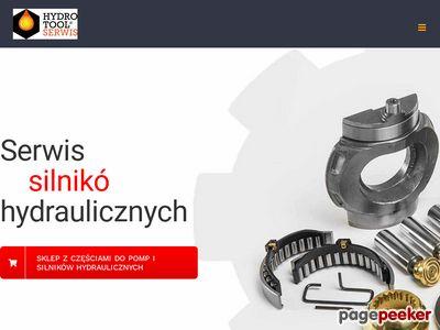 Hilander pompy i silniki hydrauliczne
