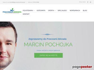 Masaż Wroclaw - Pracownia Zdrowia