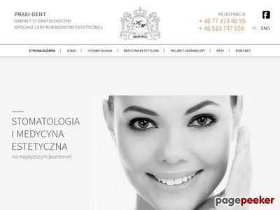 Stomatolog Opole – Medycyna estetyczna – Kwas hialuronowy - praxident