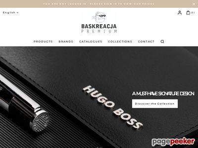 Bas Kreacja Premium- Luksusowe upominki firmowe