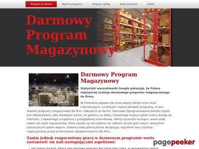 Darmowe oprogramowanie magazynowe