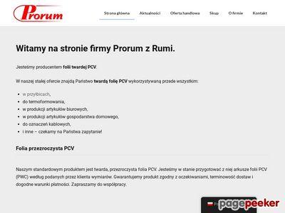 www.prorum.pl