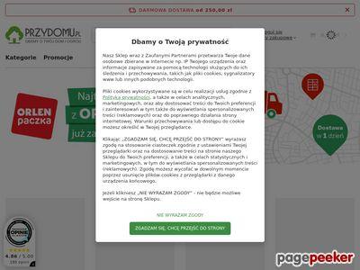 Przydomu.pl - internetowy sklep ogrodniczo-narzędziowy