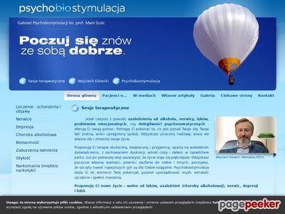 Gabinet Psychobiostymulacji im. prof. M. Szulc