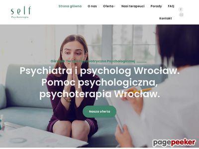 Psychiatra Wrocław