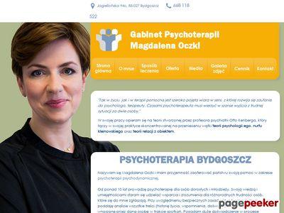 Psychoterapia Magdalena Oczki