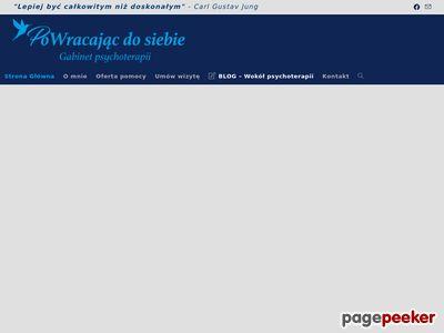 Gabinet psychoterapii i pomocy psychologicznej w Krakowie