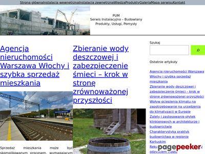 Pum.com.pl - hurtownia instalacyjna