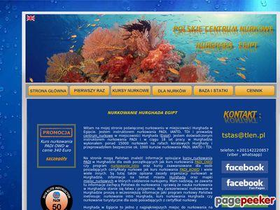 Nurkowanie Egipt Hurghada