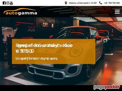 Regeneracja reflektorów - Auto Gamma
