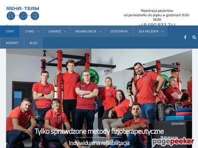 Reha-Team Rehabilitacja i Terapia Manualna