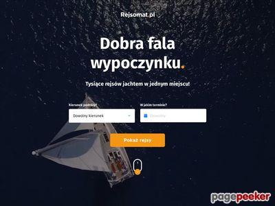 Rejsy jachtem - Chorwacja, Grecja, Cypr