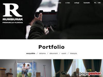 Rumburak - produkcja filmowa