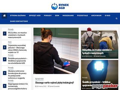 Artykuły dla domu - rynekAGD.pl