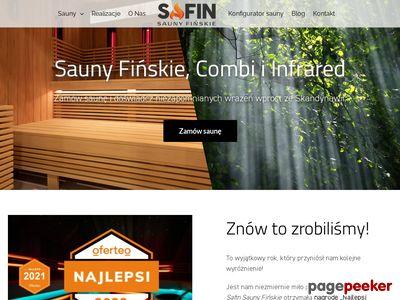 Polski producent saun