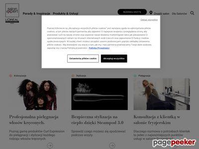 Salon fryzjerski Paula&Alexandro