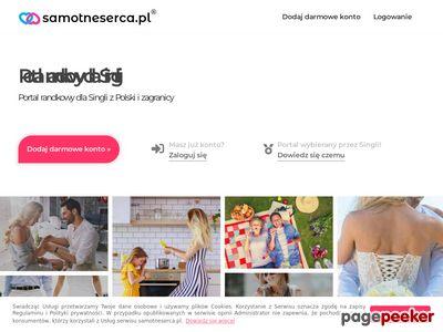 www.samotneserca.pl
