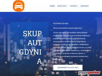 Skup aut, samochodów Gdynia