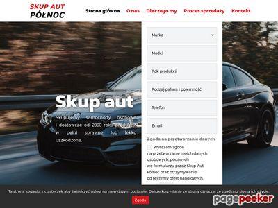 Skup aut Pruszcz Gdanski