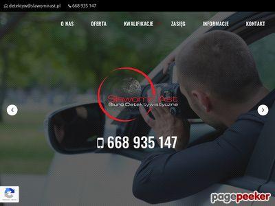 Biuro detektywistyczne Sławomir Ast