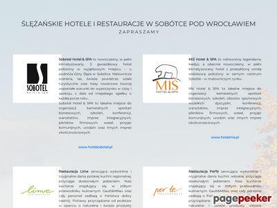 Sobotel Hotel & Spa - sobotel.pl