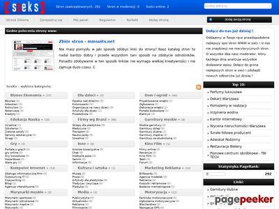 Moderowany i wartościowy zbiór najlepszych stron WWW