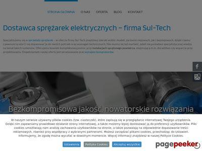 www.sprezarki.biz.pl