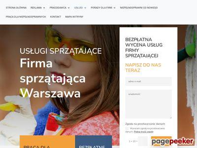 Sprzątanie apartamenów, mieszkań Warszawa