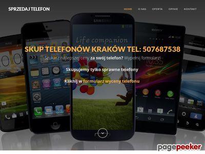 Skup telefonów w Krakowie