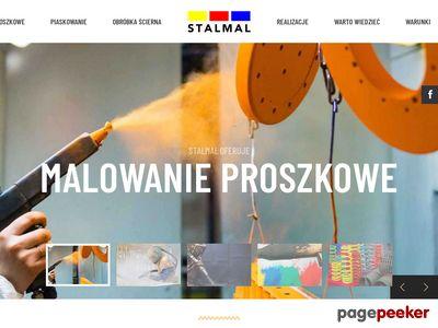 Malarnia proszkowa Szczecin