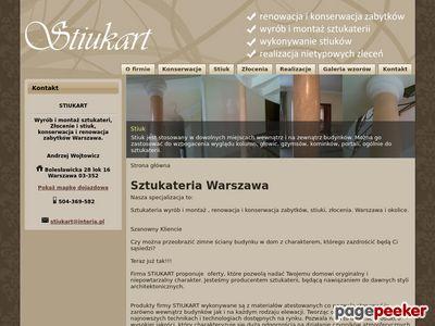 Renowacja zabytków Warszawa