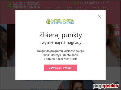 BORCZYK ROMAN KATOWICE dentysta dla dzieci