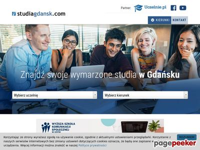 Uczelnie w Gdańsku-architektura i urbanistyka